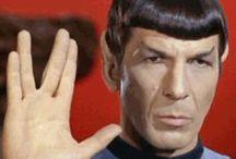 Star Trek / by Patricia Castagna