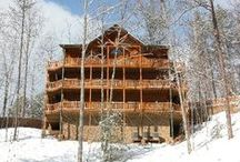 8-Bedroom Cabins in Gatlinburg / 8-bedroom and larger cabins in Gatlinburg, TN in the Smoky Mountains. 6-8 baths, hot tubs, game room, home theater. Sleep up to 30 but call us 24/7 at 855-95-SMOKY, let us match the cabin to your needs. http://www.CabinsOfTheSmokyMountains.com / by Cabins Of The Smoky Mountains