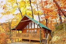 Gatlinburg Chalet Rentals / Chalet rentals in Gatlinburg, TN, and the surrounding Smoky Mountains, from one of the largest rental companies in the Gatlinburg, Pigeon Forge area. We have hundreds of cabins so call us 24/7 at 855-95-SMOKY and let us match the perfect cabin to your needs. http://www.CabinsOfTheSmokyMountains.com / by Cabins Of The Smoky Mountains