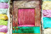 A Door Says A Lot About You / Doors from all over the world