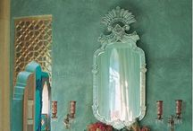 Mirror Mirror On The Wall / Mirrors to enhance the home
