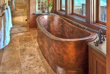 Scrubadubdub / Bath tubs to soak in
