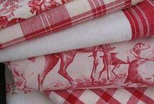 Luscious Linens / Fabrics