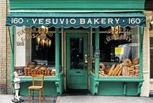 Boulongeries and Bakeries