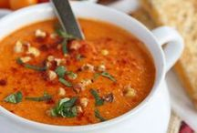 I love soups and stews! / by Roberta Weisberg