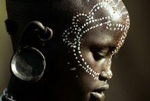 S U R M A Tribe / Africa