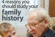 LDS: Family History / Projects, questionnaires, ideas for doing family history.