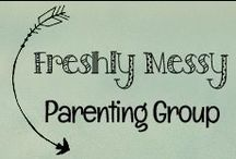 Freshly Messy Parenting & Relationships / This group board contains all things parenting and marriage related. Please only pin your own topics from a direct link to a blog or website you have created. If you would like to be added as a group board contribute, please contact http://www.freshlymessy.com/ or http://www.facebook.com/freshlymessy.