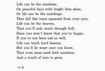 e.h. poems