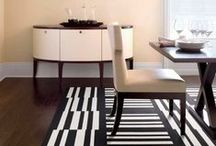 Decor Color Trend: Black + White | FLOR