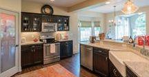 Wayne Homes Kitchens / Visit www.waynehomes.com to see more of our custom floorplans!