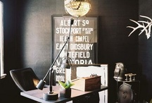 Chic Office Spaces / by Kate Palmer