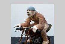 Sjer Jacobs Art Works sculptures