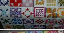 Dear Jane Quilts / Find inspiration here when deciding to make your own version of 'Dear Jane' quilt. Lots of eye candy to enjoy!