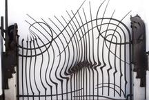 Gate or Sculpture