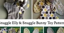 For Baby / Lots of fabulous projects to make for a baby. Clothing, toys, quilts and more...