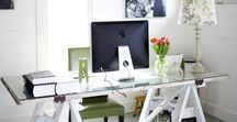 Home Office Inspiration | FLOR / Every space in your home deserves to look its very best. Find the décor inspiration you need to design the creative workspace of your dreams.