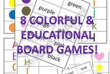 Kids games / by Ursula Goff