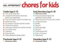 Kids life skills / by Ursula Goff