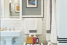 Guest Bathroom / by Carrie Thayer