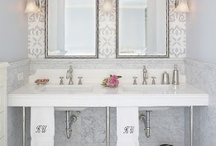 Powder Room / by Carrie Thayer