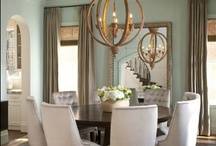 Dining Rooms / by Carrie Thayer