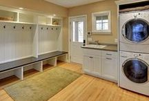 dream home: utility room/ mud room and garage / by Nikki Boyd