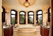 dream home: master bathroom / by Nikki Boyd
