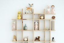Bambini Decor / Accessorize your bambini's room to the cutest