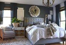Bedroom Inspiration / by Sarah Truman
