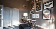 Wayne Homes Home Offices / Browse beautiful photos of Home Offices we've built and customized for our homeowners and models!