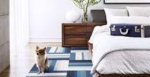 Bedroom Inspiration | FLOR