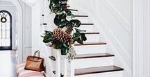 Designing: Entryways | FLOR / Wow your guests from the moment they walk in with a stunning entryway.
