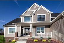 The Covington Exterior / by Wayne Homes