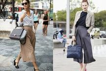 Pantalón Culotte / Tendencias, estilismos e ideas para llevarlo