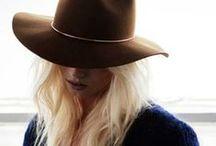 Sombreros / Tendencias, novedades&estilismos