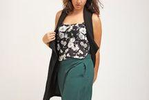 Prendas para vestir una Silueta Ovalada / Las prendas y estilismos que mejor te van si tienes una Silueta Ovalada