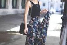 Estilismos Faldas de Verano / Looks e ideas para llevar las faldas de Verano