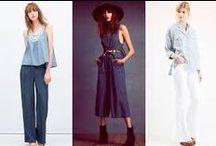 Estilo Denim / Novedades, estilismos y looks para llevar el Denim