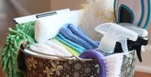 Spring Cleaning 2016 / Time to get out that duster and get a jump start on Spring Cleaning! Check out these pins on how to make the most of your spring cleaning!