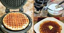 Waffles, French Toast and Pancakes