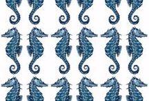 A pattern... / Nautical surface patterns