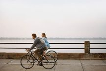 Smitten with Bicycles / None