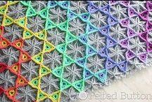 crochet.knit.afghan