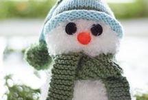 crochet.knit.seasonal