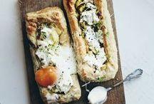 Food - Pizzas & Tarts