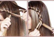 hair  / by Romy Rohner-Matthiessen