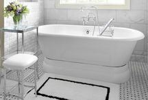 Bathroom Inspiration~ / Bath Design~ Accessories~  / by Wendy Pacheco
