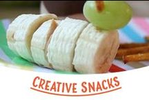 Creative Snacks / by Snyder's of Hanover