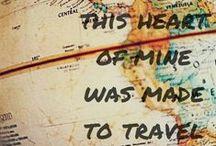Around the World / by Julie Rodriguez Bonnet